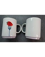 Porcelain Mug XF1162