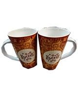 Porcelain Mug XF388-A