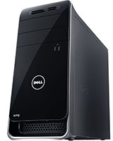 XPS 8900 Desktop i7-6700K/ 16G/ 2 TB HDD + 32 GB SSD/ nVidia 4GB/ Win 10/ Black - Dell