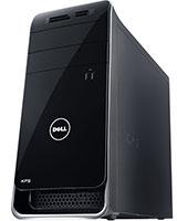 XPS 8900 Desktop i7-6700K/ 16G/ 2 TB HDD + 32 GB SSD/ nVidia 4GB/ Win 10/ Black - Dell