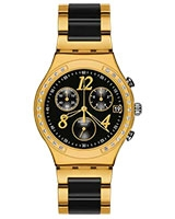 Men's Watch Dreamnight Yellow Chronograph YCG405G - Swatch