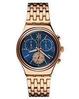 Men's Watch Irony Chrono Blue Win Chronograph YCG409G - Swatch