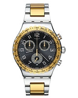 Men's Watch Golden Youth YVS427G - Swatch