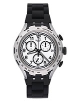 Men's Watch Black Attack YYS4020AG - Swatch