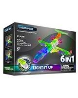 6 In 1 Plane - Laser Pegs