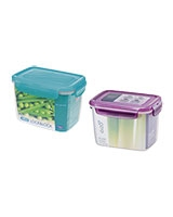 Neo Rectangle Plastic Container 1 Liter - Lock & Lock
