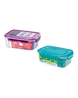 Neo Rectangle Plastic Container 920 ml - Lock & Lock