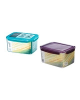 Neo Rectangle Plastic Container 4.6 Liter ZZF140 - Lock & Lock