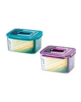 Neo Rectangle Plastic Container 4.6 Liter ZZF150 - Lock & Lock