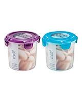 Neo Round Plastic Container 580 ml - Lock & Lock