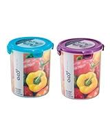 Neo Round Plastic Container 2.2 Liter - Lock & Lock