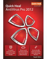 AntiVirus Pro 2012 1 Year - 1 User - Quick Heal