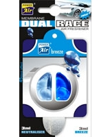 Air Freshener Dual Race Breeze - Power Air