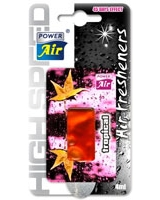 Air Freshener High Speed Tropical - Power Air