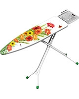 Ironing Table Classic Color Flowers YS101 - Gimi