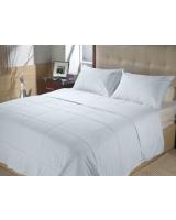Summer quilt supreme fiber filling white shell - Comfort