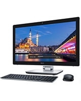 Inspiron 24-7459 All-in-One Desktop With Touch Screen i7-6700HQ/ 16G/ 1 TB HDD + 32 GB SSD/ nVidia 4GB/ Win 10 - Dell