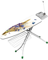 Ironing Table Eden Purple Flowers YS112 - Gimi