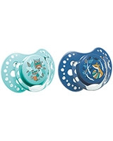 Folky Dynamic Soother 6-18 Months For Boys 022/843 - Lovi