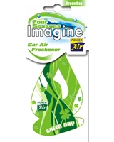 Air Freshener Four Seasons Imagine Green Day - Power Air