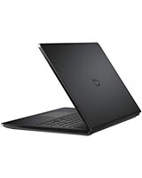 Inspiron 15-3558 Laptop i3-5005U/ 4G/ 500G/ Intel Graphics/ Ubuntu/ Black - Dell