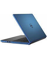 Inspiron 15-5558 Laptop i3-4005U/ 4G/ 500G/ Intel Graphics/ Ubuntu/ Blue - Dell