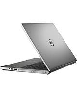Inspiron 15-5559 Laptop i7-6500U/ 16G/ 2TB/ AMD Radeon 4GB/ Ubuntu/ Silver - Dell