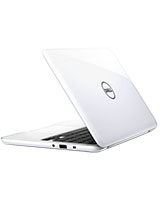 Inspiron 11-3162 Laptop Celeron N3050/ 2G/ 32 GB eMMC/ Intel Graphics/ Win 10/ White - Dell