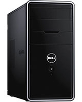 Inspiron 3847 Desktop i5-4460/ 8G/ 1TB/ nVidia 1GB/ Win 8/ Black - Dell