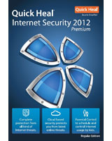 Internet Security 2012 1 Year - 1 User - Quick Heal