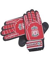 Goalkeeper Gloves Liverpool - Power
