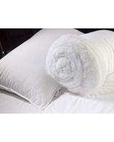 Medium fiber pillow #3 size 50X75 cm - Comfort