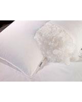 Poly down pillow medium - Comfort