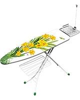 Ironing Table Prestige Yellow Flowers YS107 - Gimi