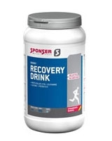 Recovery Drink 1200g + Free Water Bottle 500 ml - Sponser