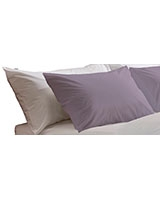 Fashion pillowcase 144 TC Sea fog color - Comfort