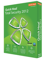Total Security 2012 1 Year - 1 User - Quick Heal