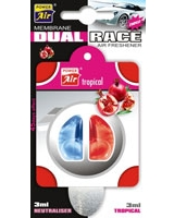 Air Freshener Dual Race Tropical - Power Air