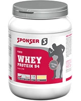 Whey94 425g + Free Water Bottle 500 ml - Sponser
