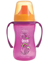 Folky Non-Spill Cup With Firm Spout 250 ml - Lovi